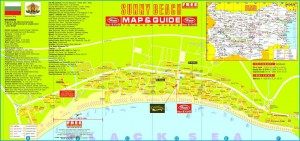 Sunny-Beach-Tourist-Map
