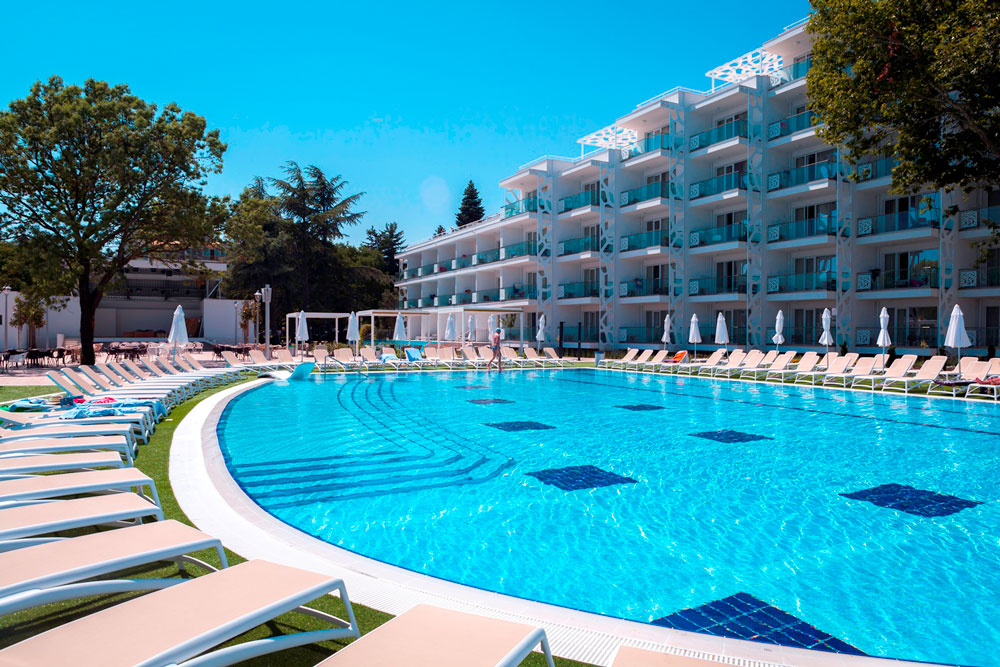 hotel maritim albena