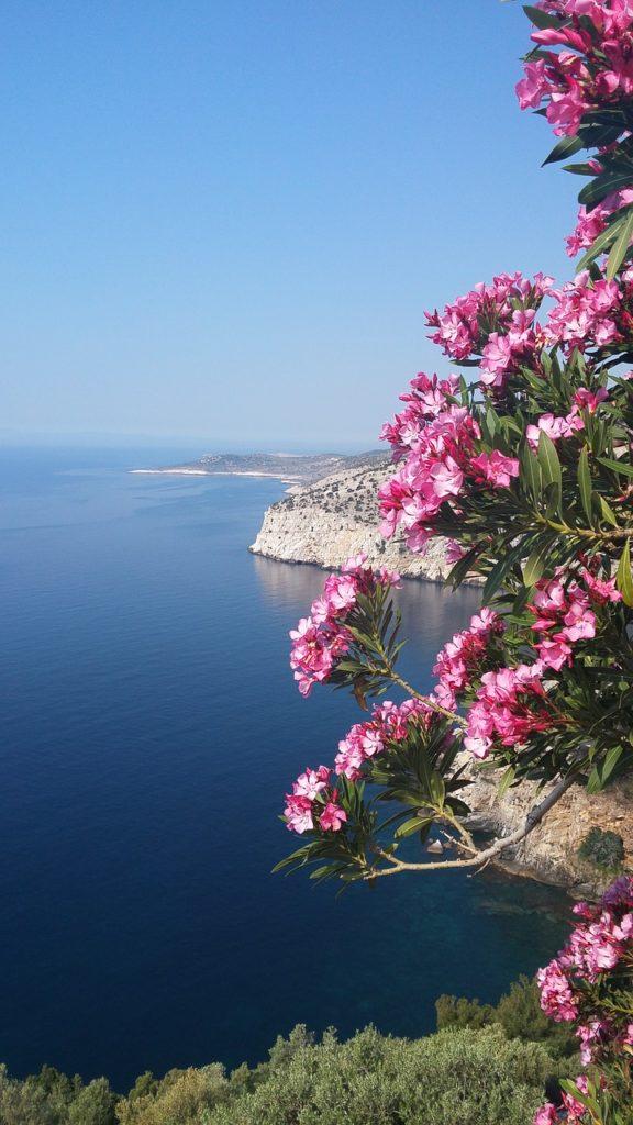 Thassos, cea mai apropiată insulă din Grecia de România