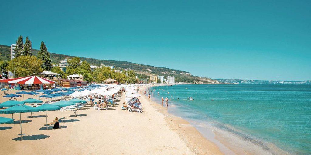 plaja nisipurile de aur bulgaria