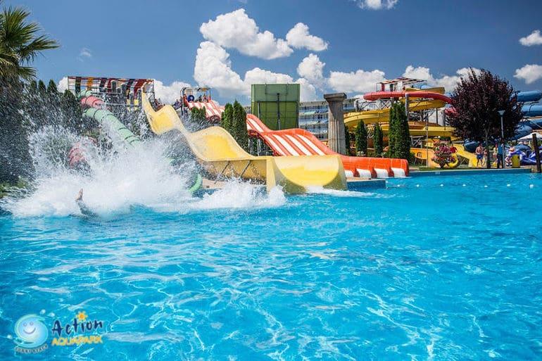action park sunny beach bulgaria