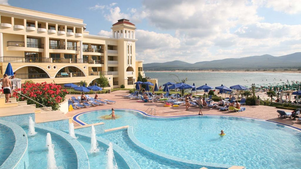 piscina duni resort