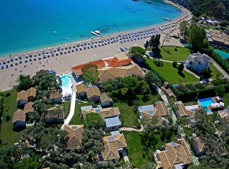 parga beach resort grecia