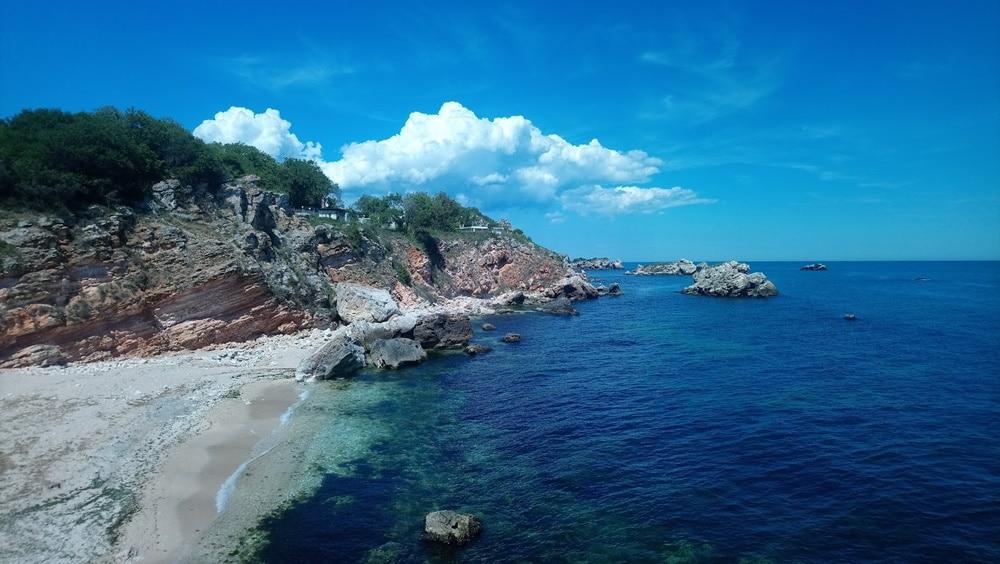 plaja rusalka