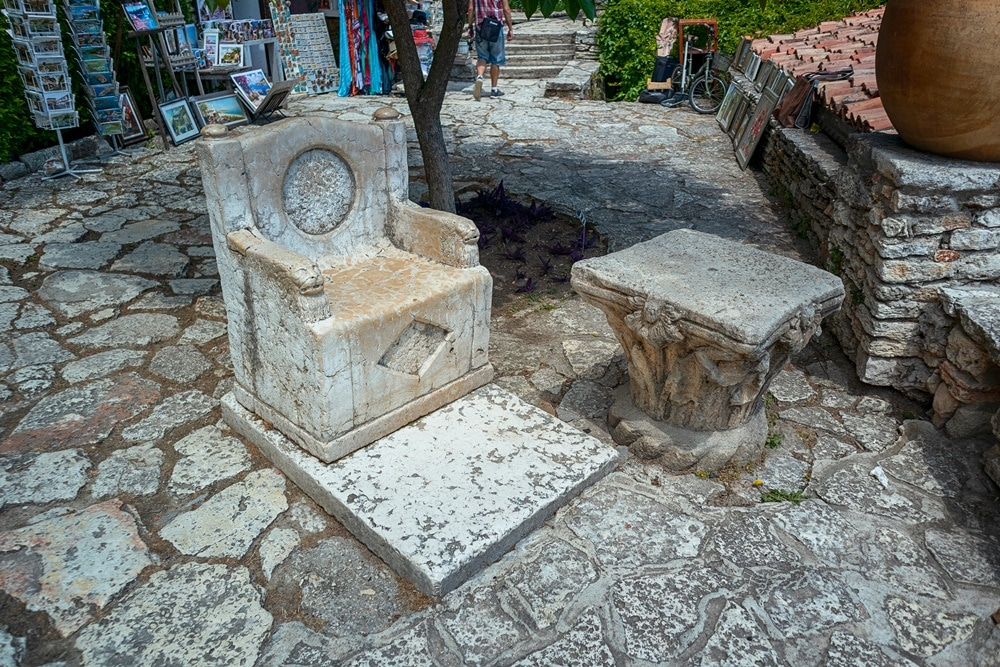 castelul reginei maria balchik