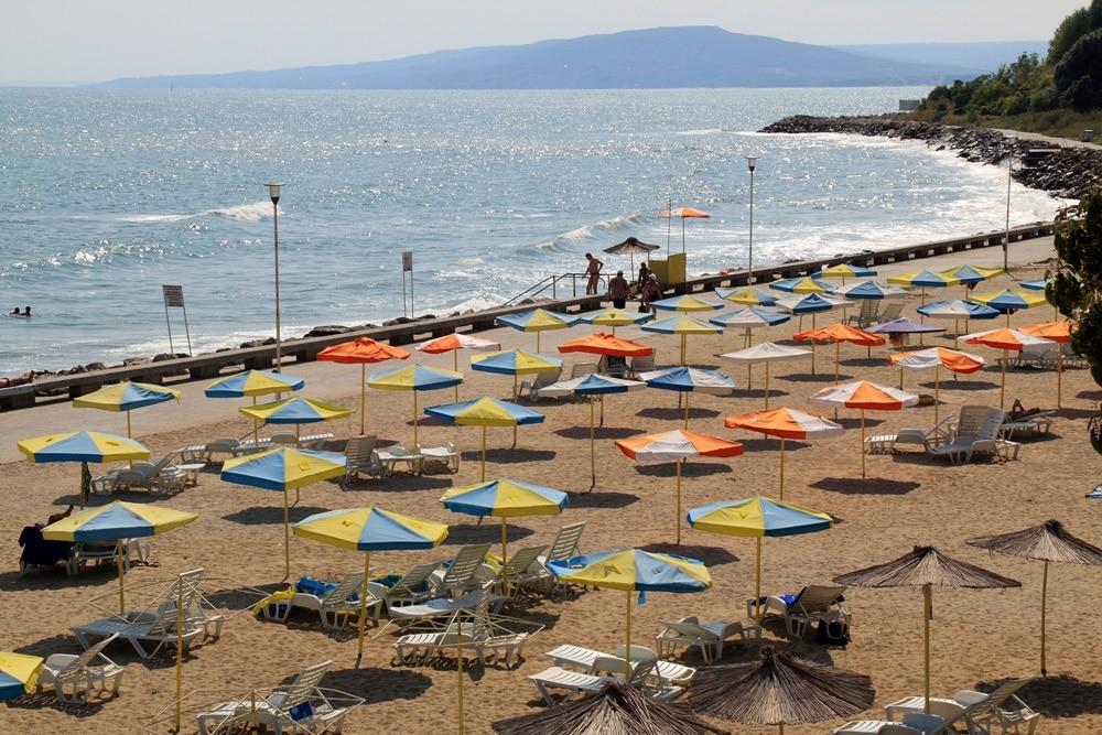 plaja balchik bulgaria