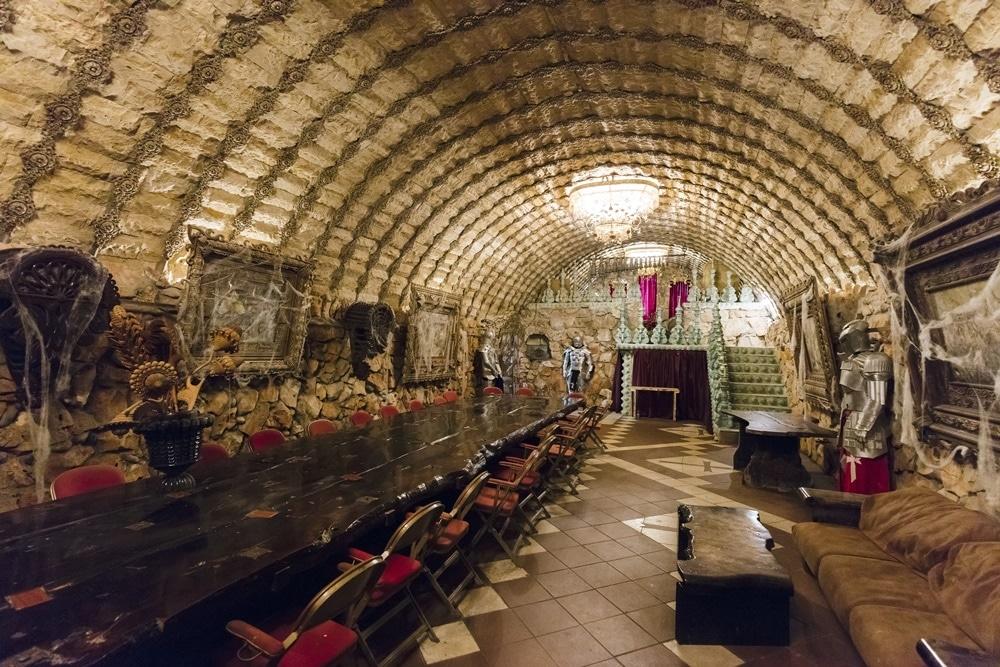 crama castel ravadinovo bulgaria