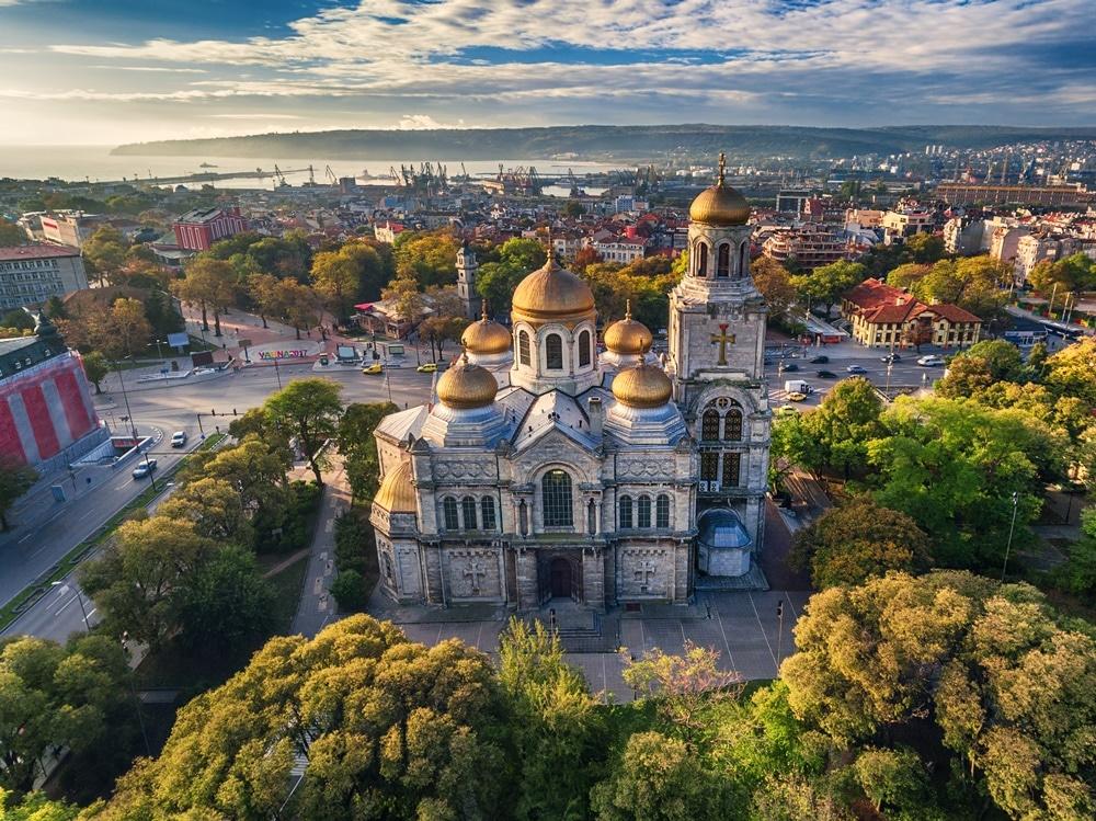 catedrala varna bulgaria