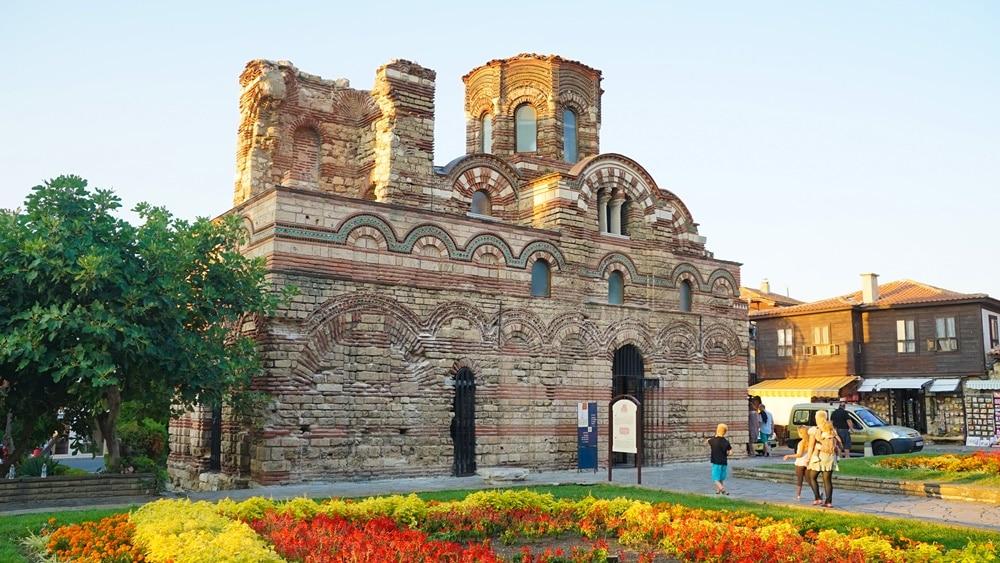 biserica nessebar