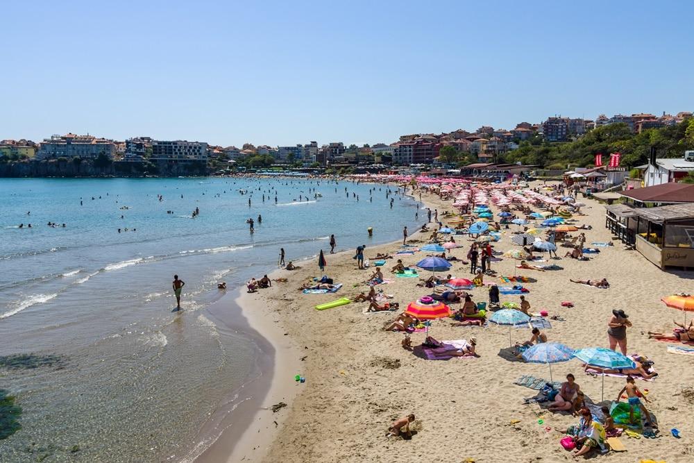 plaja sozopol bulgaria