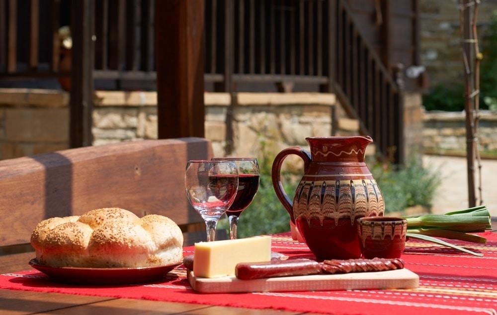 gastronomie bulgaria