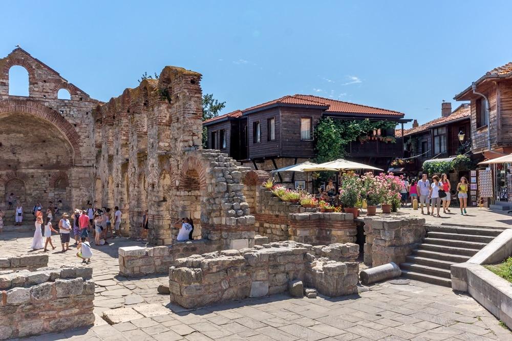 orasul vechi nessebar