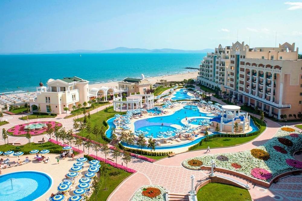 Hotel Sunset Resort Pomorie