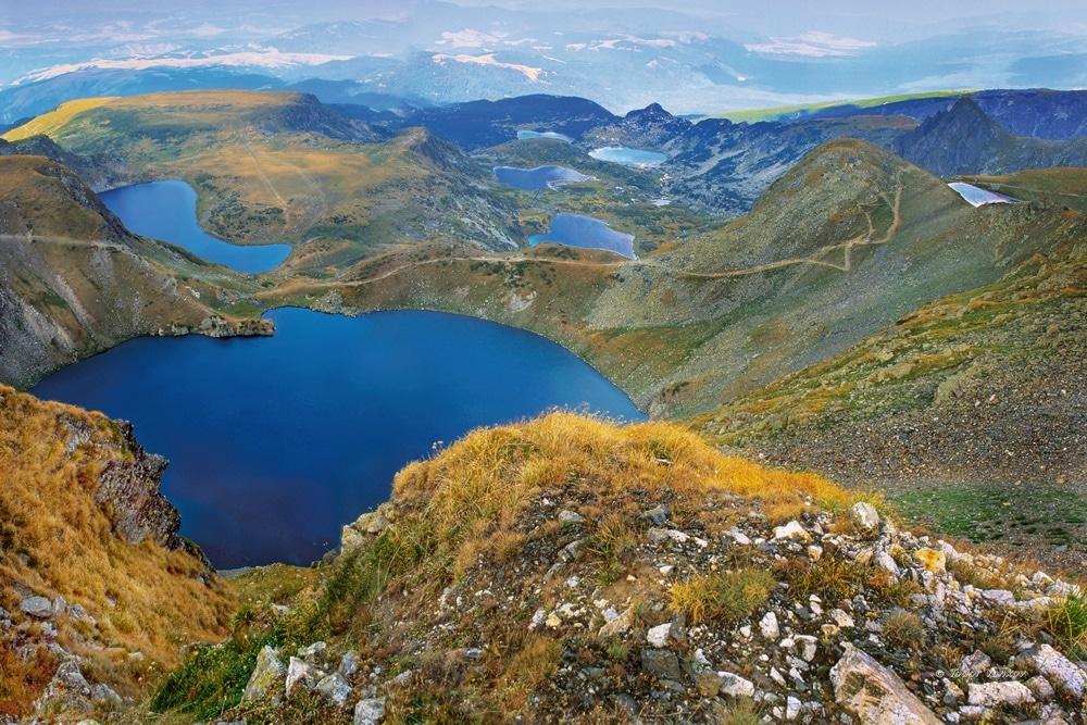 lacuri muntii rila
