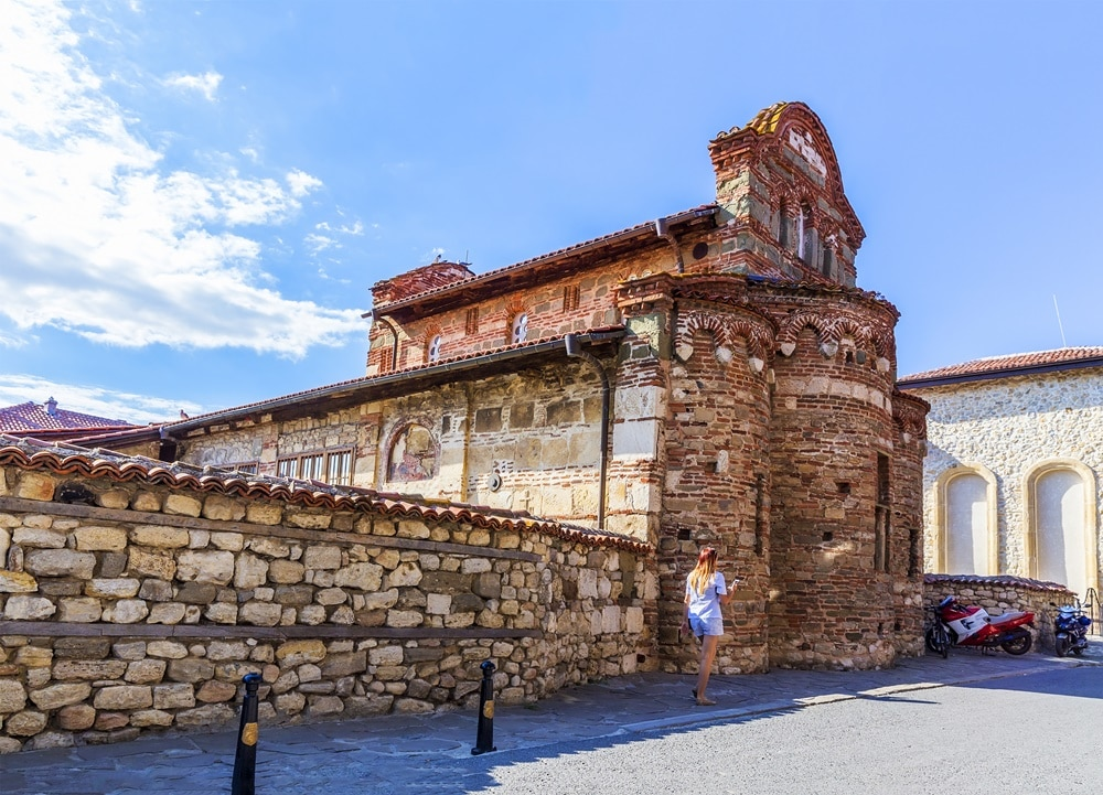 biserica sfantul stefan nessebar