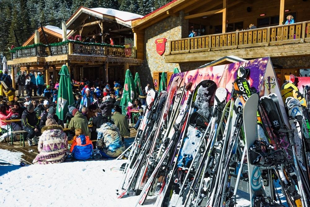 bansko apres ski